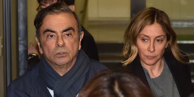 Carlos Ghosn va pouvoir reparler à sa femme, mais dans des conditions très strictes