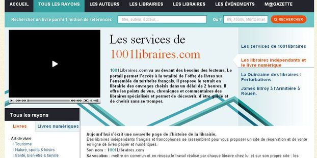 Des Libraires Independants S Attaquent A Amazon