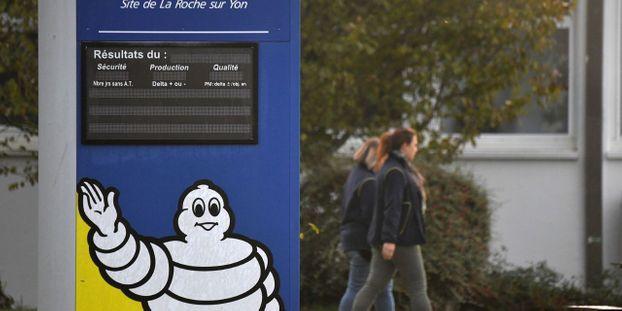 """Fermeture de l'usine Michelin de la Roche-sur-Yon : """"Je ne vais jamais retrouver une boîte qui me paye 1.600..."""