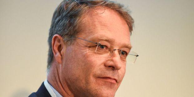 """François Asselin, président de la CPME, sur les hypers sans caissiers : """"Si cette initiative devait se..."""