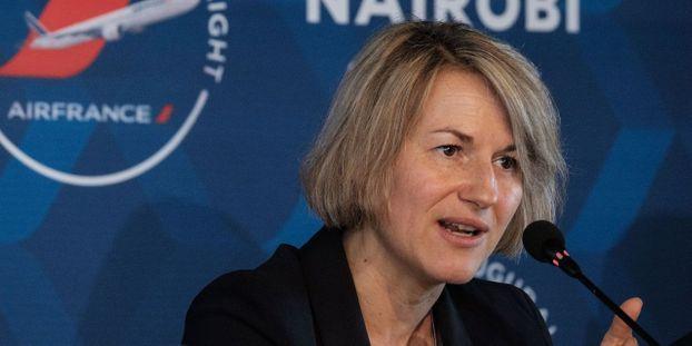 Anne Rigail va être nommée mercredi à la tête d'Air France, selon les informations d'Europe 1.