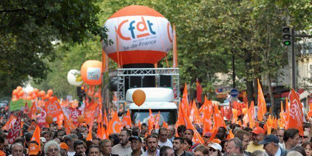 La Cfdt Devient Premier Syndicat Au Niveau National Dans Le Prive