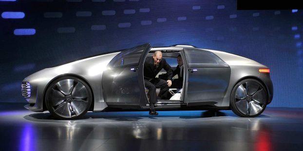 Comment la voiture du futur va changer nos habitudes - Image de vehicule ...