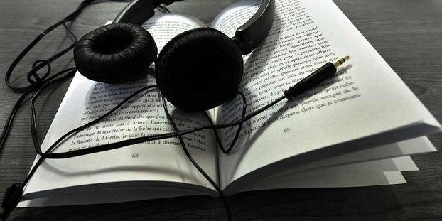 Le Livre Audio Tente De Se Faire Entendre