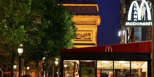 Mcdonald S Rouvre A Paris Son Fast Food Le Plus Rentable Au Monde