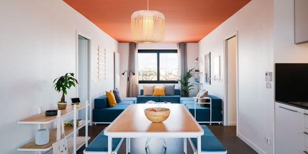 On a visité Flatmates, la colocation des start-up de Station F