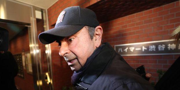 """Carole Ghosn : """"Carlos ne peut plus s'exprimer sans risquer la prison, je suis devenue sa voix"""""""