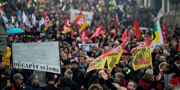 Retraites : appel à des actions locales jeudi et manifestation nationale mardi 17 décembre
