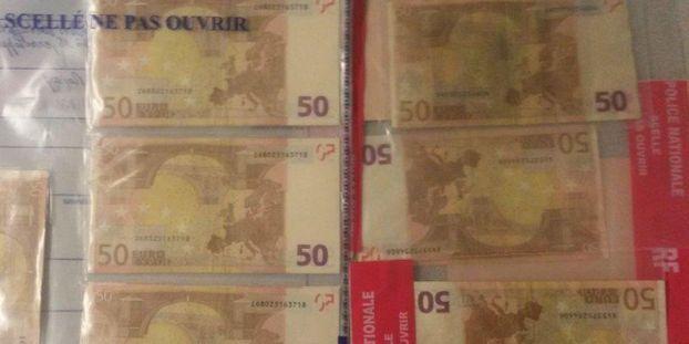 Essonne Il Se Fait Livrer Par Colis Des Faux Billets De 50 Euros