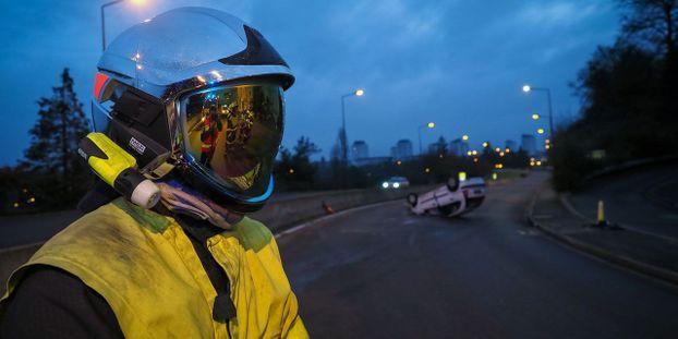 """Fillettes mortes dans un accident en 2018 : à son procès, le chauffard """"demande pardon"""""""