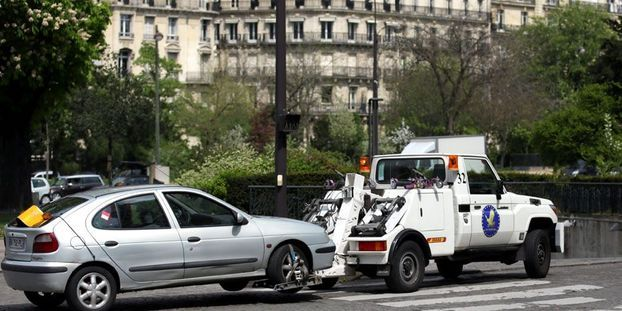 #voiture_fourrière_covid_19_algerie_confinement