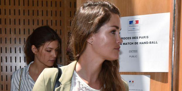 10fdcc1f9dc07 Paris suspects en handball : les compagnes des Karabatic à la barre