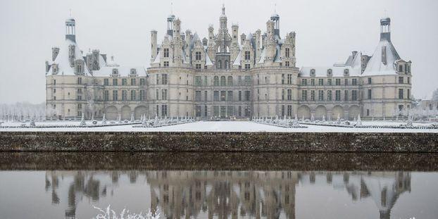 Des Visiteurs Provoquent Un Feu De Cheminee Au Chateau De Chambord
