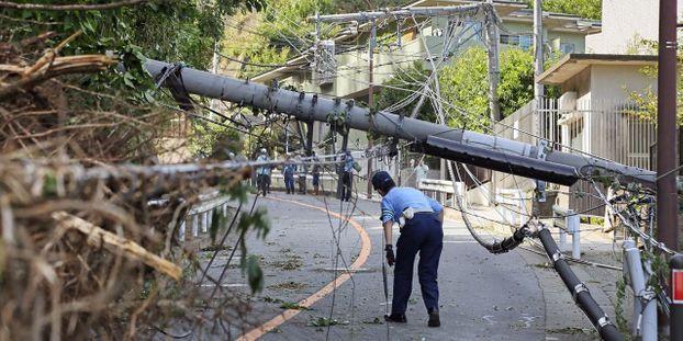 Typhon Hagibis : près de 70 morts au Japon, les secours s'activent toujours