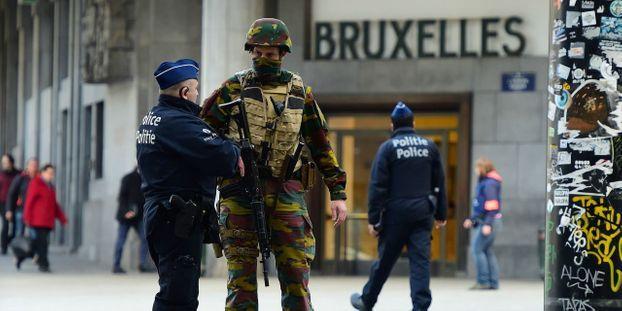15 Kilos D Explosif Decouverts Lors D Une Perquisition A Bruxelles