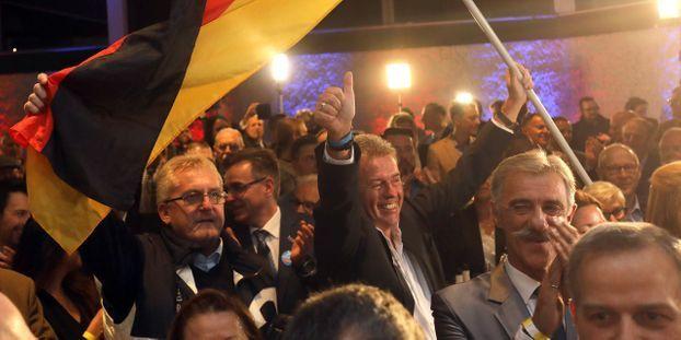 daba826a29c Le gouvernement Merkel fragilisé par un revers lors d un scrutin régional