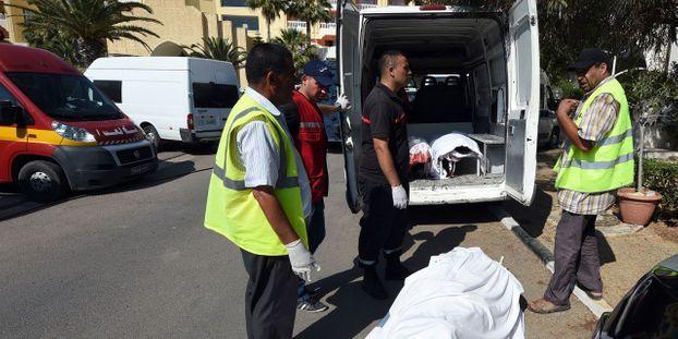 "attaque terroriste en tunisie : ""c'est un cauchemar"""