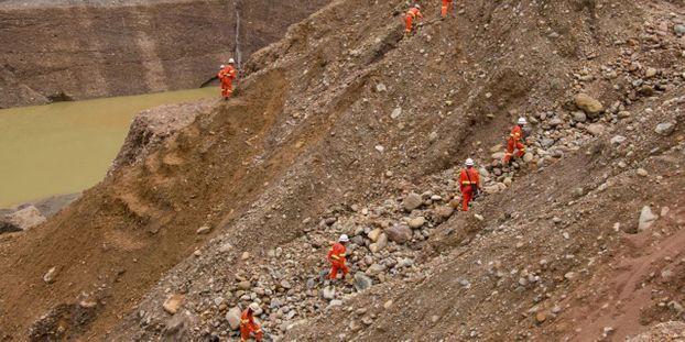 Birmanie : deux morts, une cinquantaine de disparus dans un glissement de terrain