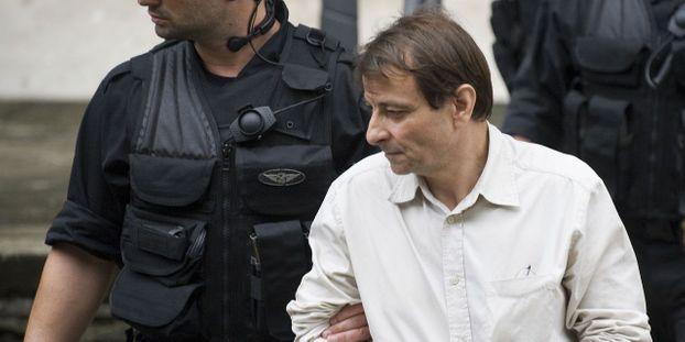 Brésil   Battisti libéré en vue d une éventuelle expulsion 5b4c29226c1
