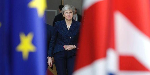 """Brexit : Bruxelles a terminé ses préparatifs en cas de """"no deal"""""""