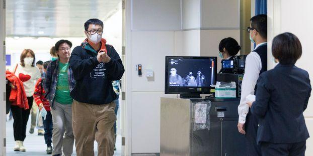 Chine : deux nouvelles victimes du virus semblable au Sras