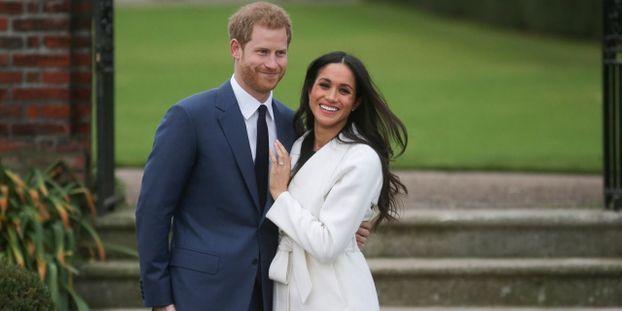 Mariage royal entre le prince Harry et Meghan Markle : ce