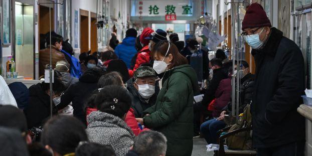 Selon un dernier bilan, la Chine a fait état lundi de plus de 75.000 cas de contamination sur son territoire, principalement dans la province du Hubei, foyer de l'épidémie.