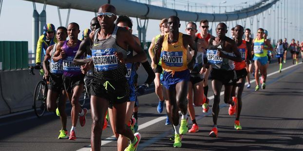 marathon New York 2000*1000