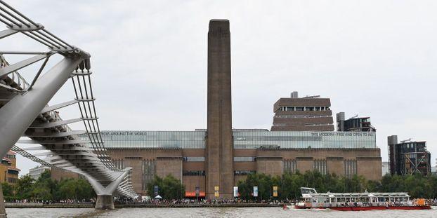 Enfant français jeté du Tate Modern de Londres : le suspect plaide coupable