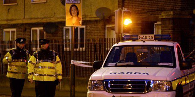 Irlande du Nord : une bombe explose près de la frontière, pas de victime