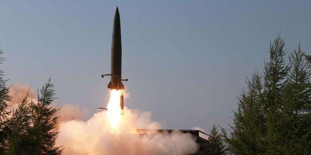 La Corée du Nord n'avait plus procédé à un tir de missiles balistiques depuis près d'un an.
