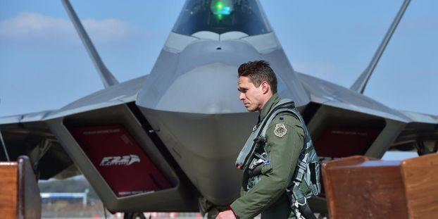 L'US Air Force manque de pilotes de chasse | Zone Militaire