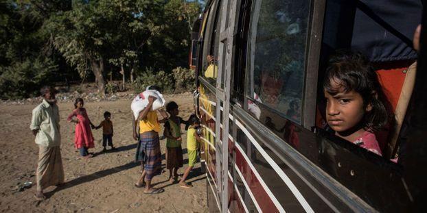 Le Bangladesh dit à l'ONU qu'il n'acceptera plus de réfugiés Rohingyas