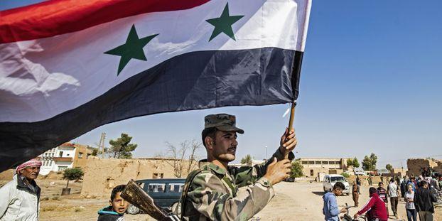L'armée syrienne aurait utilisé du chlore lors d'une attaque contre la ville de Saraqueb. (Image d'illustration)