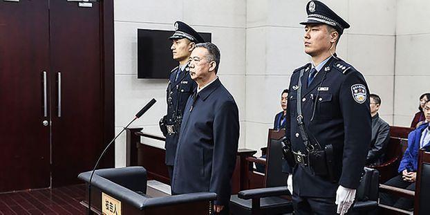L'ex-patron chinois d'Interpol condamné à 13 ans de prison