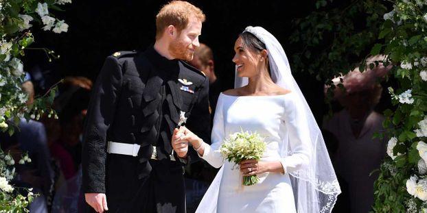 Mariage d\u0027Harry et Meghan  ces détails que vous n\u0027aviez (peut,être) pas  remarqués