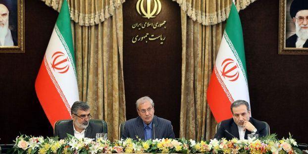 Nucléaire : l'Iran menace de revenir à la situation d'avant 2015