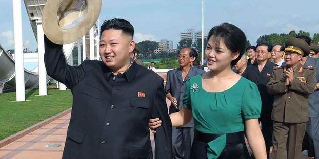 Où est la première dame de Corée du Nord ?