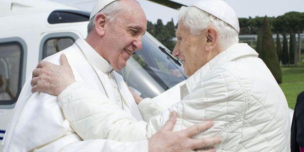 rencontre historique de deux papes femme cherche homme cannes
