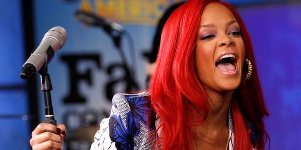 Rihanna porno pic