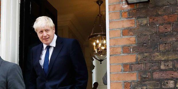 """Brexit : tout nouveau report serait """"coûteux et destructeur"""", déclare Boris Johnson, avant le vote au..."""
