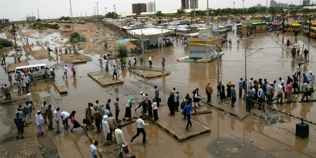 Soudan : une centaine de morts dans des inondations