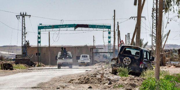 """Syrie : les Forces démocratiques syriennes annoncent """"l'élimination"""" du """"califat"""" de l'État islamique"""
