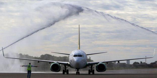Un avion russe évacué à cause d'une odeur étrange et de fumée, deux hospitalisations