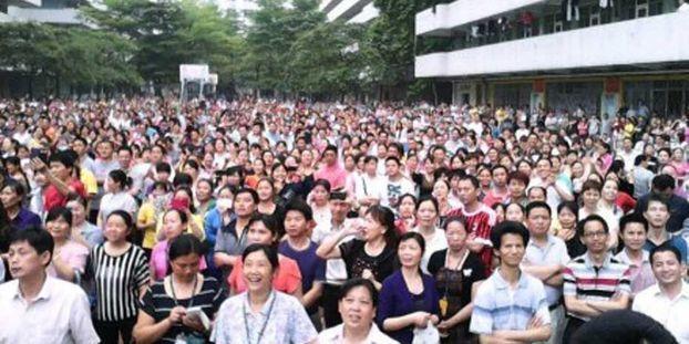 eee466d30ea Voici à quoi ressemble une grève en Chine