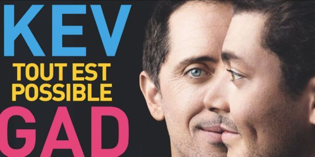 spectacle kev adams et gad elmaleh