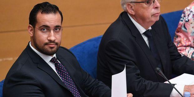 Audition De Benalla Les Senateurs Se Sentent Balades