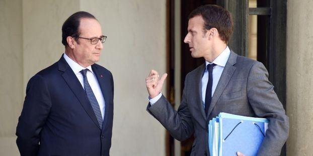 Emmanuel Macron Un Ministre D Ouverture