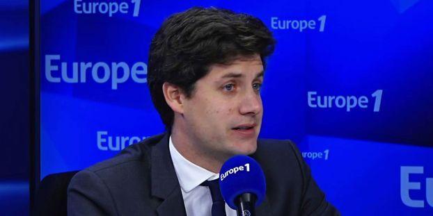 Julien Denormandie est ministre de l'Agriculture.