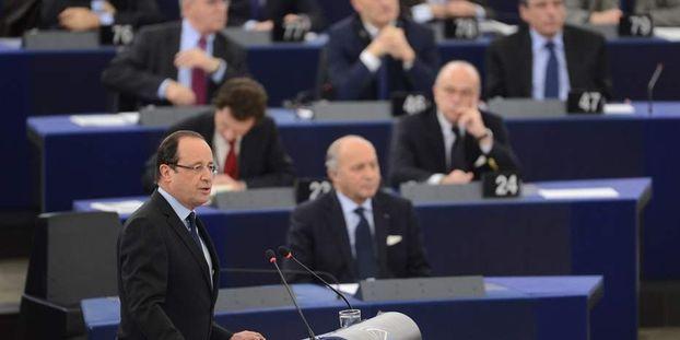 Carte De Leurope Avec La Hollande.Hollande Refuse Une Europe A La Carte